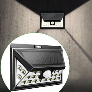 Super Bright 20 LED Wireless Motion Sensor Outdoor Solar Security Light