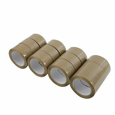 36 Rolls 2 Mil 2x110 Yards330 Ft Box Carton Sealing Packing Package Tape