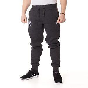 Pantalon-New-Era-Nueva-York-Yankees-hombre-chandal-Gris-Moteado-15353