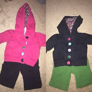Baby Gap outfits