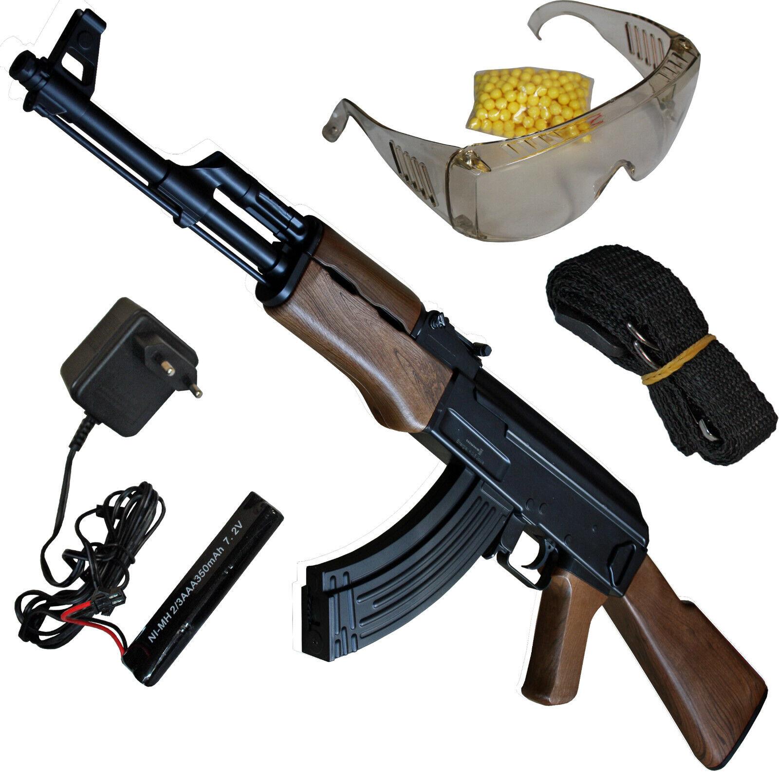 GSG Mod.47 HW Softair Gewehr elektrisch AEG inkl. Akku Ladegerät 6 mm <0,5 Joule