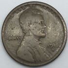Copper 1912 Year Lincoln Wheat US Small Cents (1909-1958)
