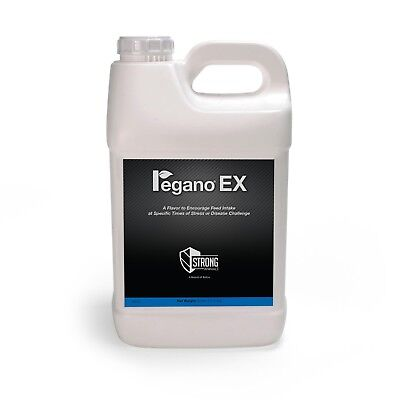 Regano Ex Support Gut Health Optimal Feed Intake For Livestock Poultry 25lb Jug