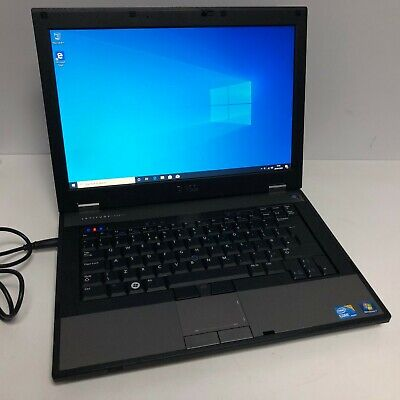 Dell Latitude E5410 Laptop Intel i5 M560 2.67GHz 3GB 500GB HDD Windows 10 Pro