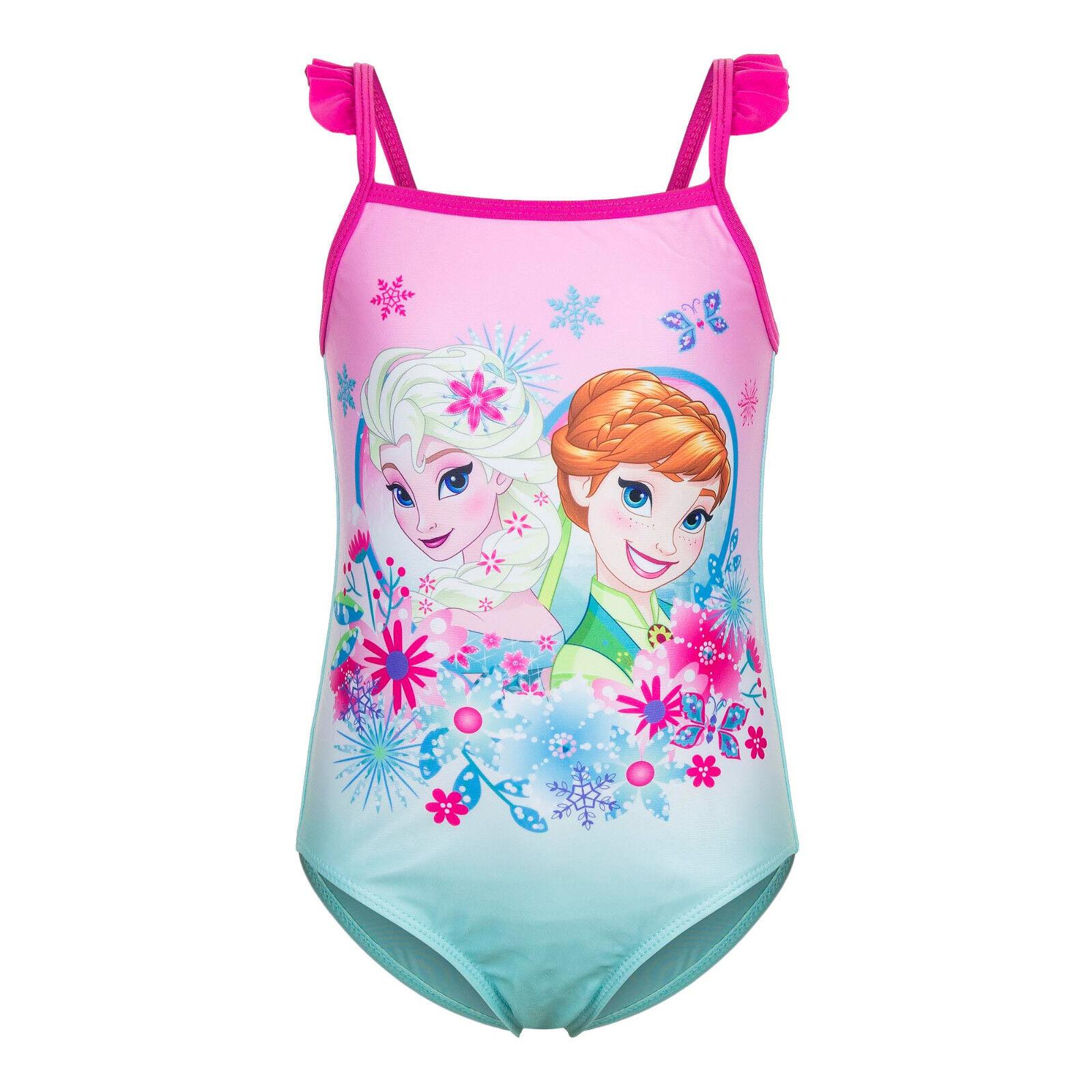 ♥ Disney Die Eiskönigin - Frozen Elsa Anna Badeanzug NEU & OVP !!! ♥