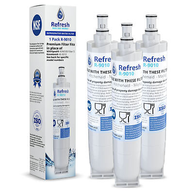 Replacement For Whirlpool 4396918 Refrigerator Water Filter