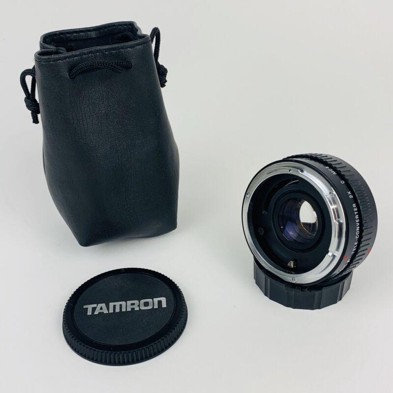 Tamron-F Tele-Convertor 2X C MC4