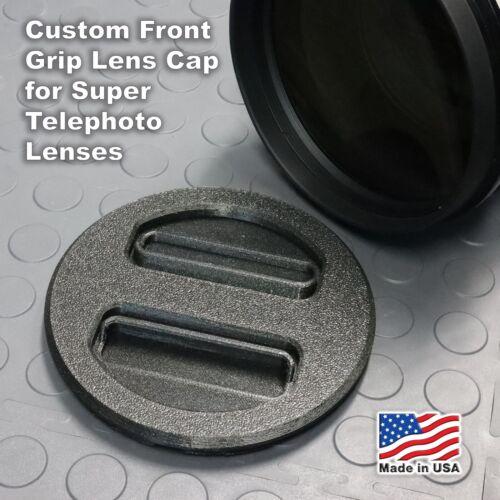 Lens Cap - Custom Photo Cap for Nikon, Canon, Sony, Sigma Large Telephoto Lenses