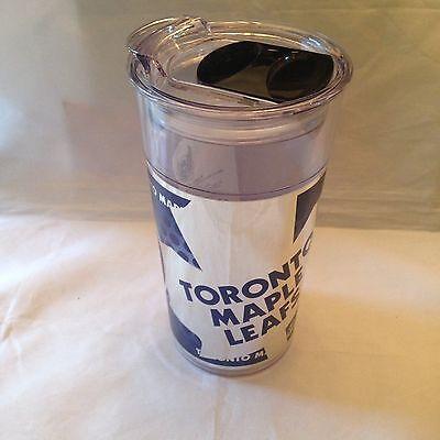 (Toronto Maple Leafs NEW 22 oz. Travel Mug Cup. NHL Hockey Great American Product)