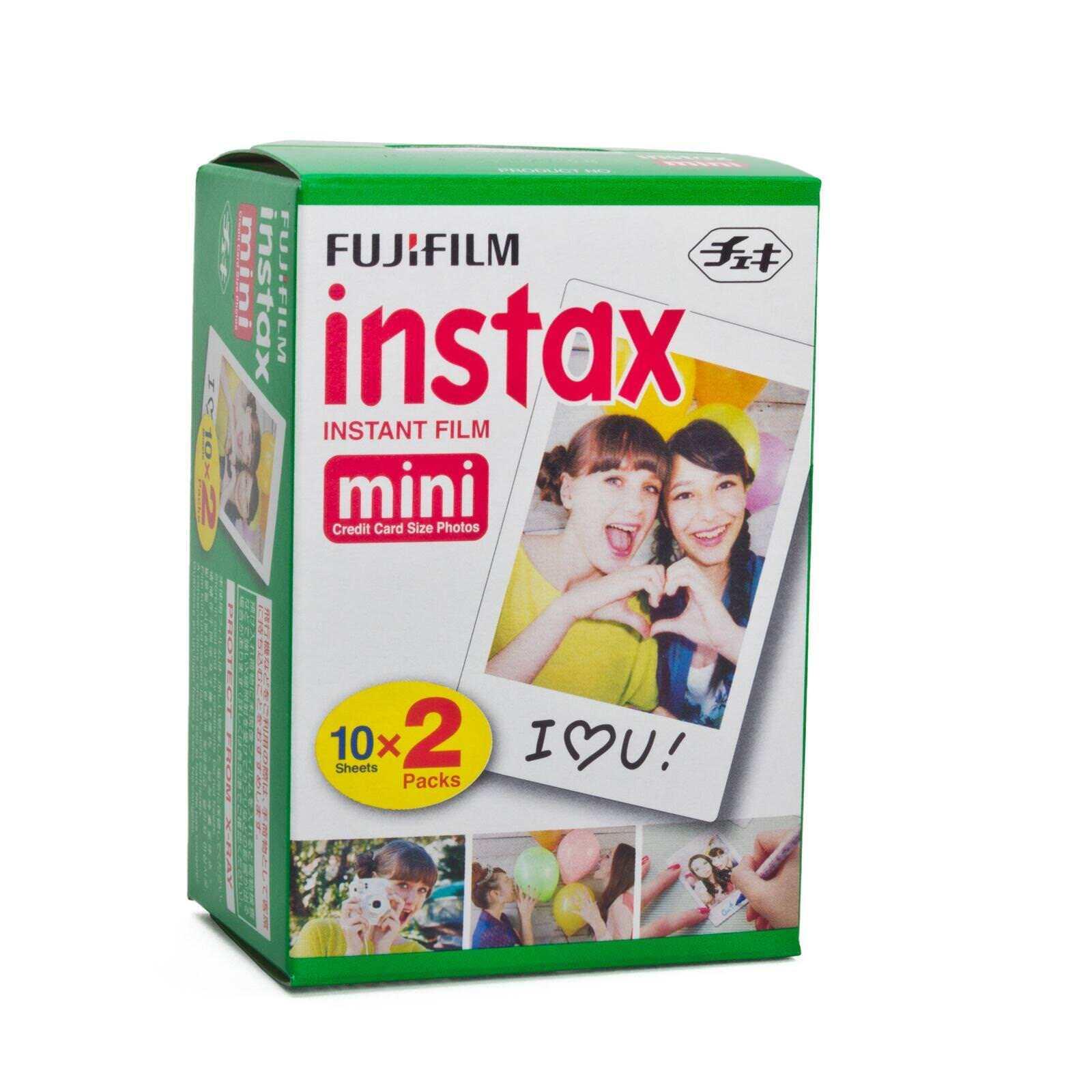 Fuji Instax Mini Sofortbildfilm Mini 8 9 50 70 90 Kamera