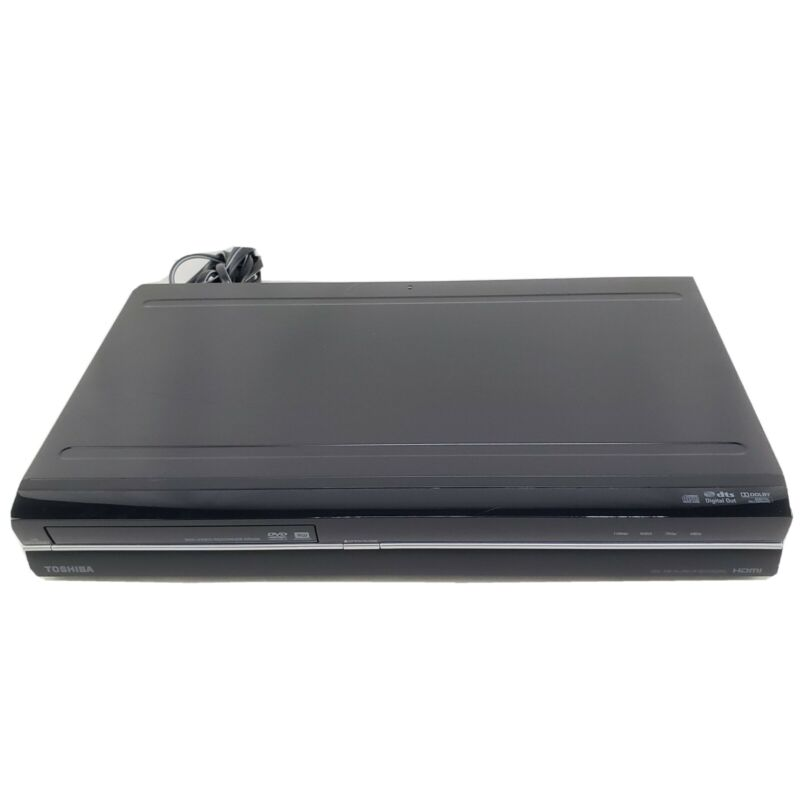 Toshiba DR420 DR420KU DVD Video Recorder. TESTED. No remote. It  works great!