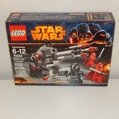 LEGO Star Wars 75034 Death Star Troopers - NEW - FREE SHIPPING