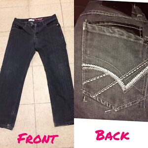 4 pairs of jeans !!!