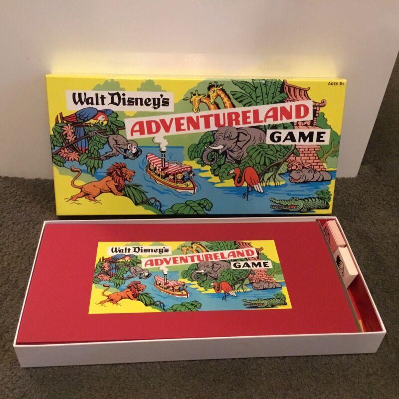 Walt Disney's Adventureland Game