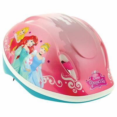 Disney Princess Casco de Seguridad Ligero Bicicleta Infantil Edades 3+