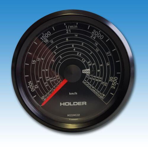 Traktormeter für Holder C 5000 Schlepper Traktor  Foto 1