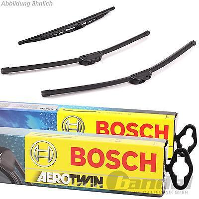 BOSCH AEROTWIN AM466S VORNE+HINTEN H301 ALFA ROMEO MITO FIAT PUNTO OPEL CORSA D online kaufen