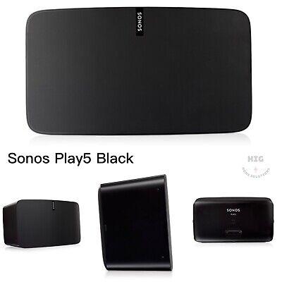 Sonos Play:5 - Wireless Smart Speaker for Streaming Music Gen2 (Black) 1-each