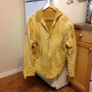 Deer Hide Jacket