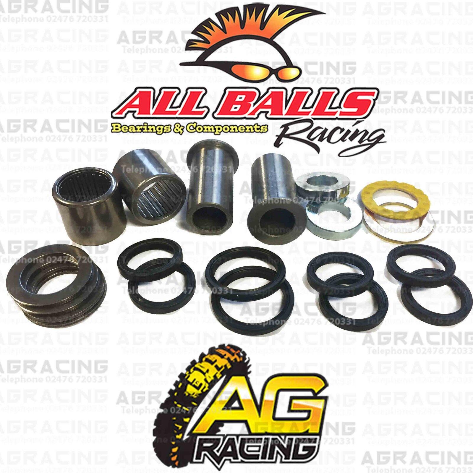 All Balls Swing Arm Bearings /& Seals Kit For Kawasaki KX 85 2001 01 Motocross