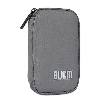USB Thumb Drive Travel Case 9 Flash Disk Storage Waterproof Bag Organizer Pouch