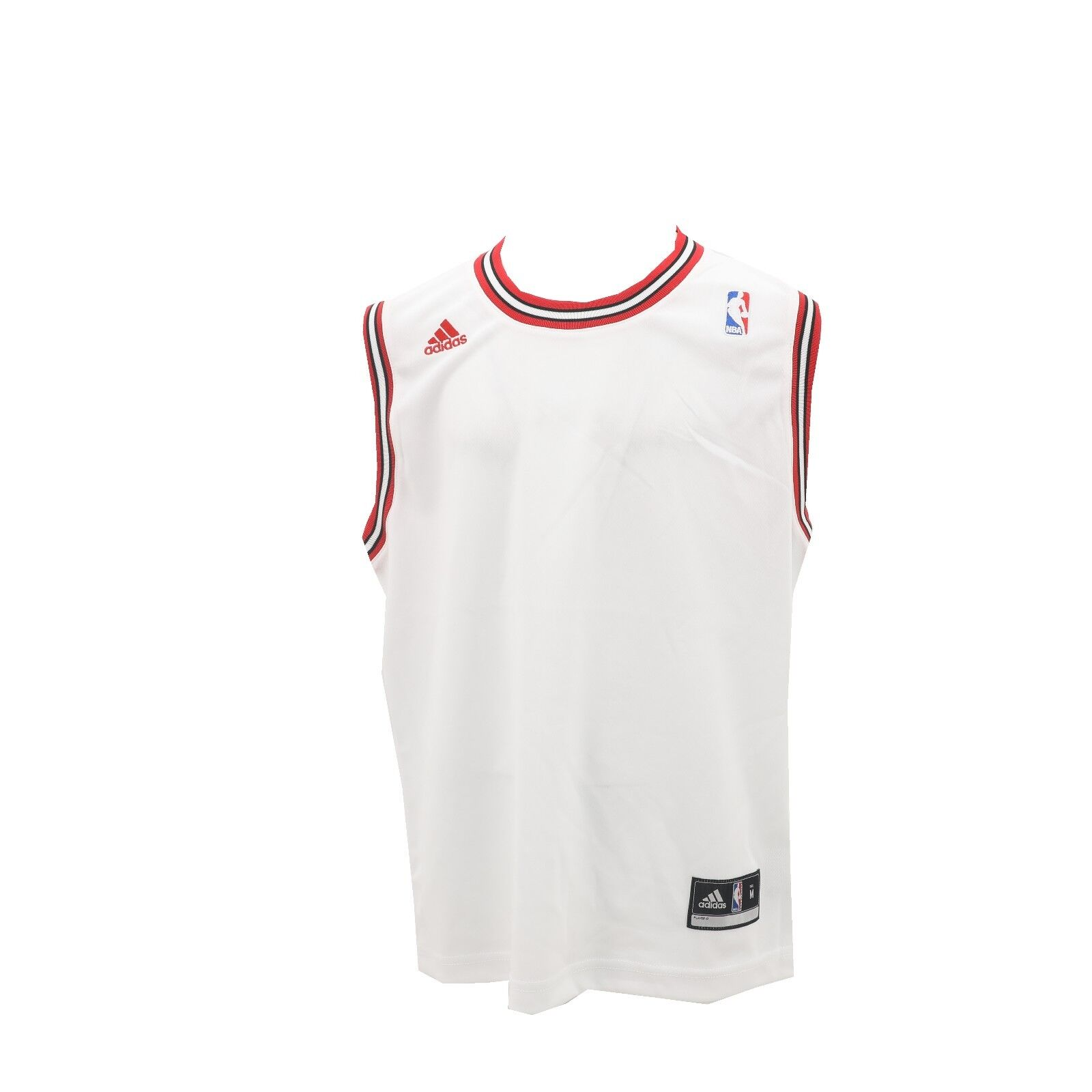 1bdc1640a67 Chicago Bulls Kids Youth Size NBA Official Adidas Blank Practice Jersey New  Tags