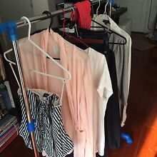 Ladies Clothes for sale- Tops size 10-14, Jeans size 14 South Yarra Stonnington Area Preview