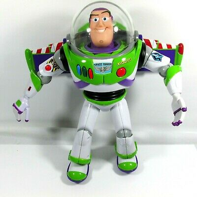 Disney Ultimate Buzz Lightyear Talking Action Figure 12in.  for sale  Shipping to India
