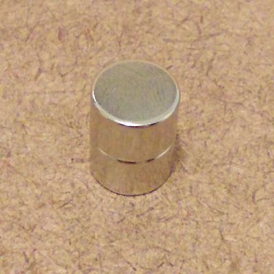 2 N52 Neodymium Cylindrical 38 X 14 Inch Cylinderdisc Magnets.