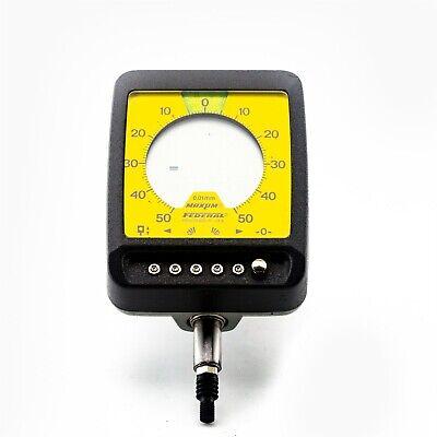 Mahr Federal Maxum Digital Dial Indicator Dei-15111d 0.01mm Precision