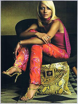 Gianni Versace Spring 2000 Catalog - New!!!