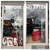 WINDOW GLASS REPLACEMENT (647)831-3035
