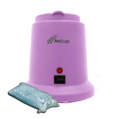 Esterilizador En Cuarzo Profesional Con Microperlas Herramientas Estética Nail