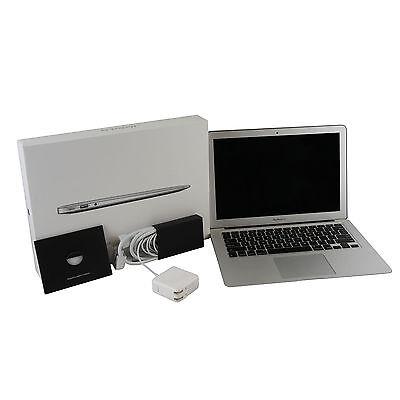 "Apple MacBook Air 13.3"" Laptop, 128GB - June, 2017, Silver - GOOD - (SHIPS FREE)"