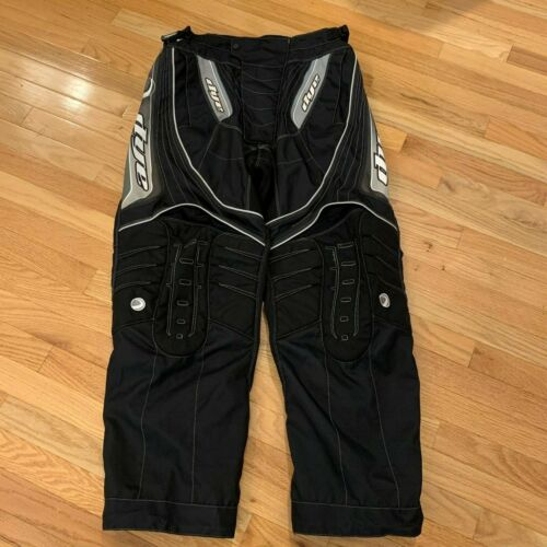 Dye Team Paintball Core Division 04 Black/Grey Mens Pants + Proto Jersey