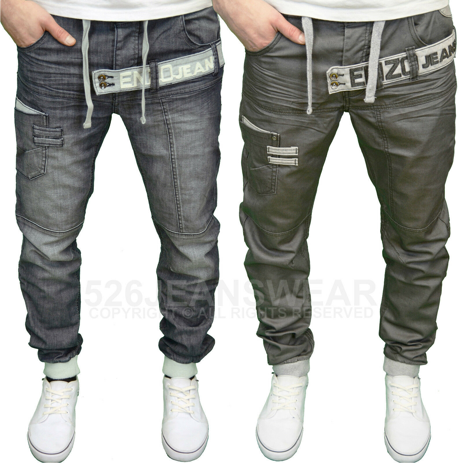 You can now shop our branded range of mens joggers online for less in our exclusive sale! Check out our full range of classic joggers, cuffed joggers and slim fit joggers available from our leading brands including Converse, Creative Recreation and DKNY.