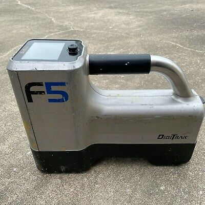 Digitrak F5 Directional Drill Locator Receiver Hdd Drilling W Battery