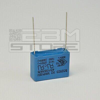 Condensatore polipropilene 820nF 305V P=22,5mm FZ09 MKP X2 ART