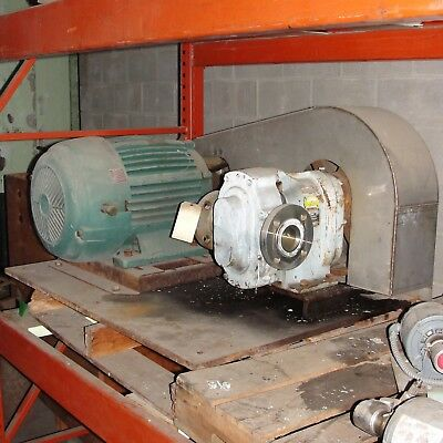 Waukesha Postive Displacement Pump 20 Hp-used