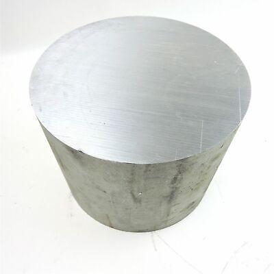 8.5 Diameter 6061 Solid Aluminum Round Bar 6.125 Long Lathe Stock Sku 199093