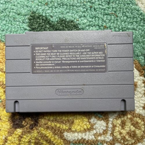 Final Fantasy Mystic Quest SNES Super Nintendo Game - Tested - Working Authentic - $16.99