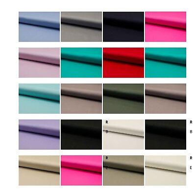 Italien, Kleid, Hose (Baumwolle- Satin Stoff Meterware elastisch Bekleidungs- Stoff Hose Rock Kleid  )