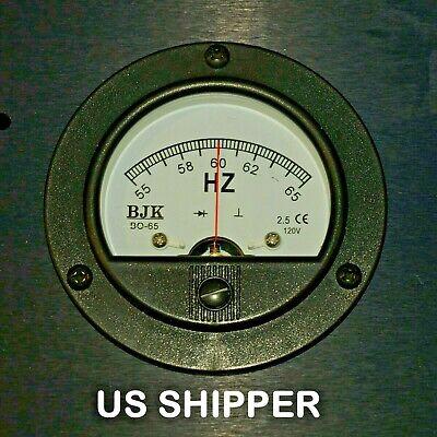 55-65 Hz Frequency Meter Mep-002amep-003a Mep-802amep-803a Generators