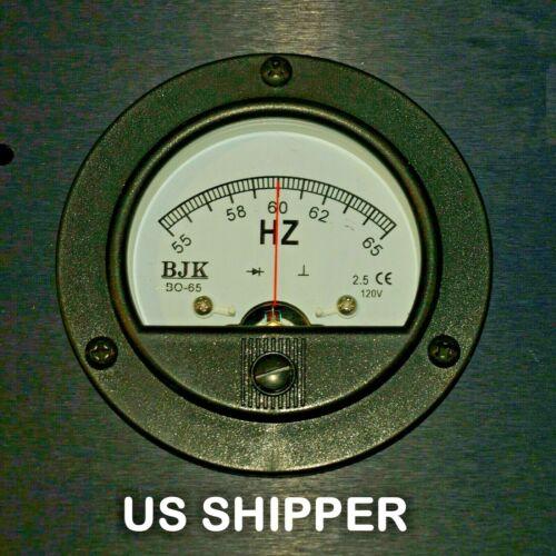 55-65 HZ Frequency Meter, MEP-002A,MEP-003A, MEP-802A,MEP-803A Generators