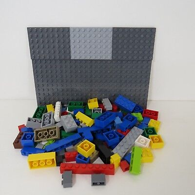 LEGO ONLY 2x3 Bricks Assorted Colors Basic Building Blocks Classic Bulk 100pc