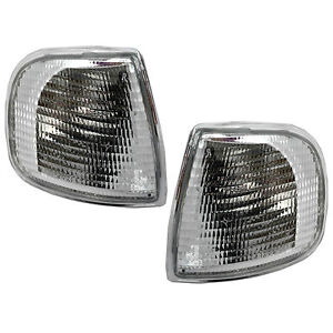 VW Polo Classic bis 99 Caddy bis 00 Seat Ibiza 97-99 Blinker SET Links Rechts