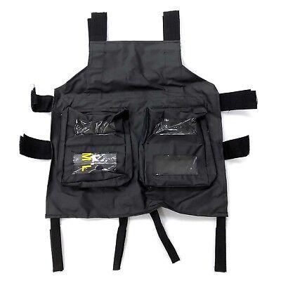Multi-pocket Catch-all For Stryker Stretcher 6082 Emt Ems Gurney Ferno