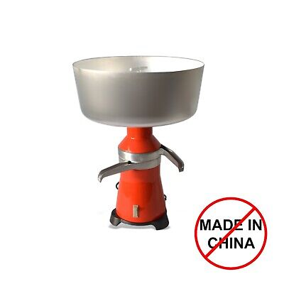 Dairy Cream Separator 100lh Electric 15 Metal 120v Ship Free From Usa