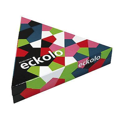 Remember Eckolo Anlegespiel bunt 22,5 x 22,5 cm, h 4,5 cm