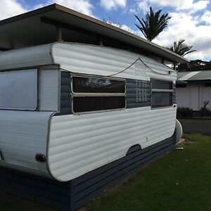 Onsite caravan an annex , recently renovated !! Shoalhaven heads Campbelltown Campbelltown Area Preview